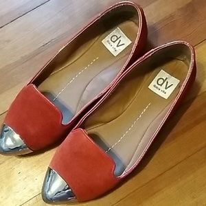 Dolce Vita suede flats